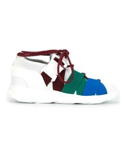 Christopher Kane | Panelled Sneakers 36