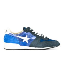 Haus By Ggdb | Star Print Lace Up Trainers 40