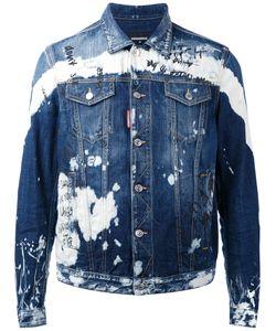 Dsquared2 | Джинсовая Куртка С Вышивкой