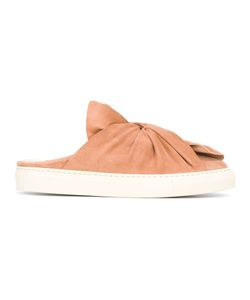Ports | 1961 Slip-On Knot Sneakers 38 Suede/Rubber/Leather