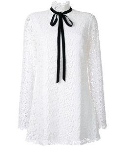 Macgraw | Ribbon Dress 8 Cotton/Polyester