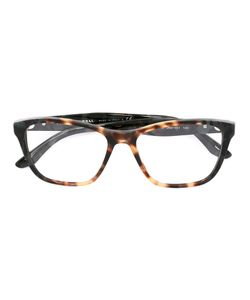 Prada Eyewear   Tortoiseshell Square Glasses Acetate