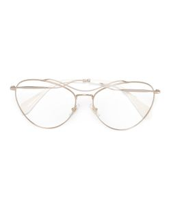 Miu Miu Eyewear | Aviator Shaped Glasses Metal/Acetate