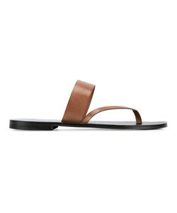 ÁLVARO | Alberto Sandals 41 Leather