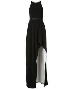Halston Heritage | Slit Leg Long Dress Size 0