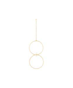 ANISSA KERMICHE   Single Drop Earring Women Pearls/14kt 18kt