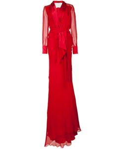 Sophie Theallet | Tie Waist Evening Gown