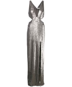 Halston Heritage | Sequin Embellished Gown