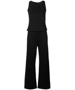 Theory | Drawstring Jumpsuit Size Small