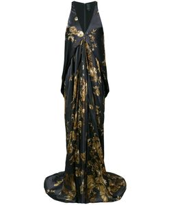 Vera Wang | Длинное Платье С Принтом Ormalu