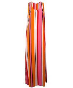 P.A.R.O.S.H. | Полосатое Длинное Платье Sweden P.A.R.O.S.H.