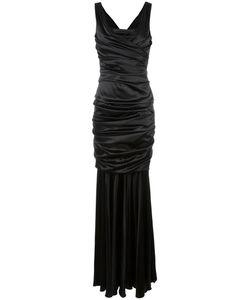 Dolce & Gabbana | Драпированное Платье