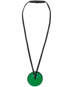 MONIES | Disc Pendant Necklace
