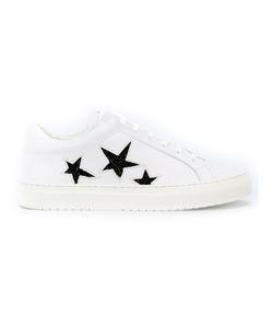 Nubikk | Star Print Sneakers Size 40