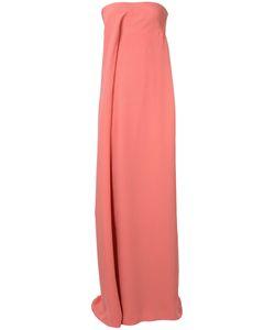 Derek Lam | Strapless Gown 40