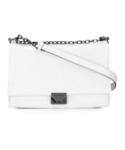 Emporio Armani | Classic Shoulder Bag Leather/Cotton