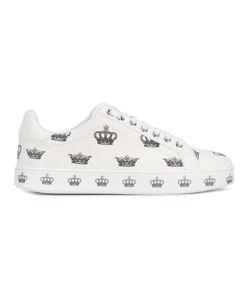 Dolce & Gabbana | London Crown Print Sneakers