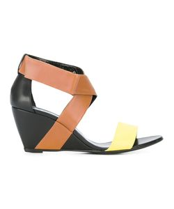 Pierre Hardy | Crisscross Wedge Sandals