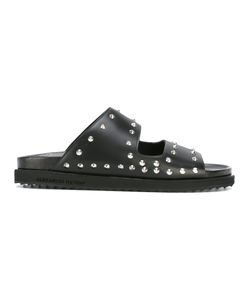 Alexander McQueen | Studded Slider Sandals
