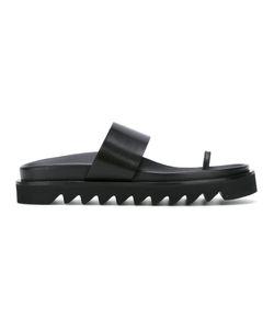 A.F.Vandevorst | Toe Strap Flat Sandals 37