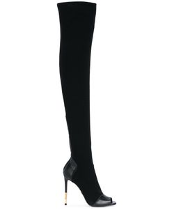 Balmain | Over-The-Knee Stiletto Boots Women 41