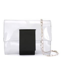 MM6 by Maison Margiela | Mm6 Maison Margiela Chain Strap Clutch Polyester/Polyurethane