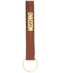 MOSCHINO VINTAGE | Logo Plaque Belt Adult Unisex