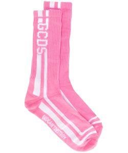 Gcds | Logo Striped Socks