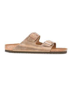 Birkenstock   Buckled Slip-On Sandals Size 40