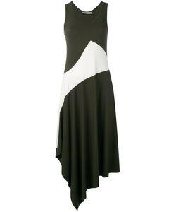 D.exterior | Asymmetric Panel Dress Size Large