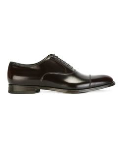 Doucal's | Classic Oxfords 45 Leather