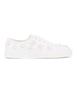 Simone Rocha | Bead Embellished Sneakers Size 39