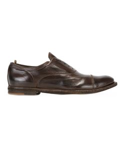 Officine Creative | Ignis Laceless Oxford Shoes