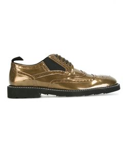 Dolce & Gabbana | Brogues 41.5 Leather/Patent Leather/Rubber