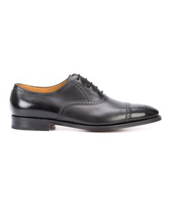 JOHN LOBB | Lace-Up Oxford Shoes Size Calf