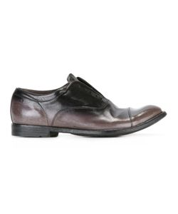 Officine Creative | Laceless Oxfords 43.5 Leather