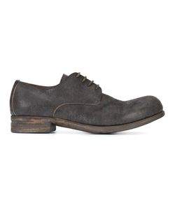 A DICIANNOVEVENTITRE | Classic Derbies 43 Leather/Horse Leather