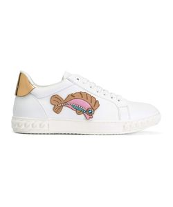 Casadei | Fish Patch Trainers 35