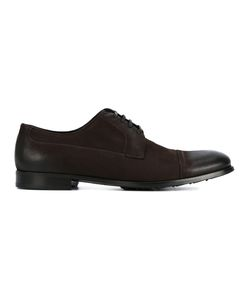Dolce & Gabbana | Classic Derby Shoes 44 Leather/Rubber