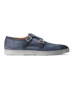 Santoni | Casual Monk Shoes Size 8