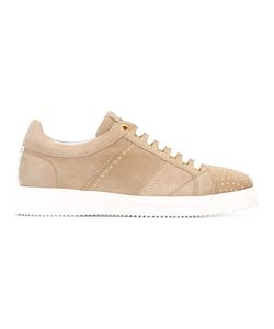 Nubikk | Noah Lace Studs Sneakers 37 Suede/Leather/Cotton/Rubber