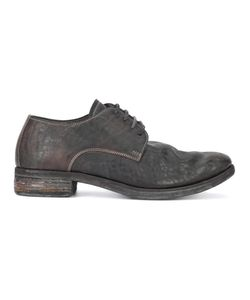 A DICIANNOVEVENTITRE | Classic Derbies 37 Leather/Horse Leather