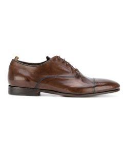Officine Creative | Revien Diver Oxford Shoes Calf