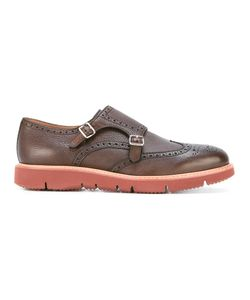 HENDERSON BARACCO | Contrast Sole Monk Shoes Size 42.5