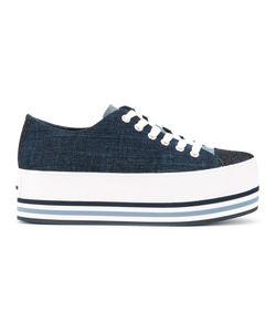 Michael Michael Kors | Denim Ronnie Platform Sneakers