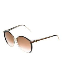 Balenciaga | Двухцветные Солнцезащитные Очки Vintage