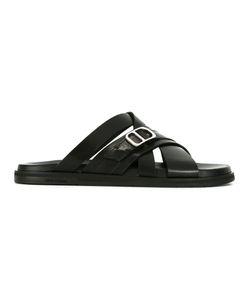 Dior Homme | Cross Strap Sandals Size 44