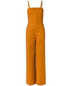 ANDREA MARQUES | Spaghetti Straps Jumpsuit Size 40