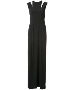 Halston Heritage | Платье С Вырезом На Плечах