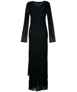 Comme Des Garcons | Прозрачное Двухслойное Платье Vintage